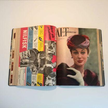 Alt for Damerne - 2. halvår 1956