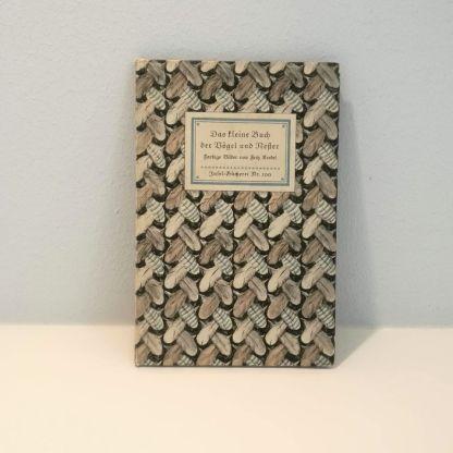 Das kleine Buch von Vögel und Nester