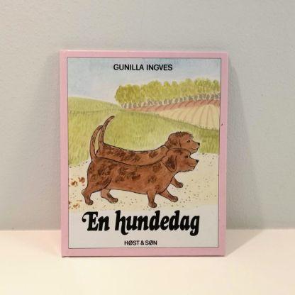 En hundedag af Gunilla Ingves