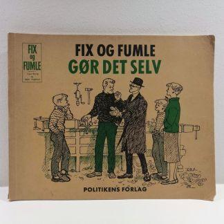 Fix og Fumle - gør det selv - 1. samling
