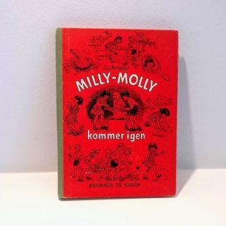 Milly-Molly kommer igen af J.L. Brisley