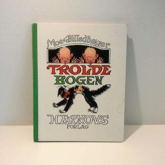 Troldebogen - Moe's billedbøger af Louis Moe
