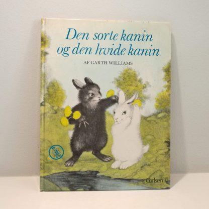 Den sorte kanin og den hvide kanin af Garth Williams