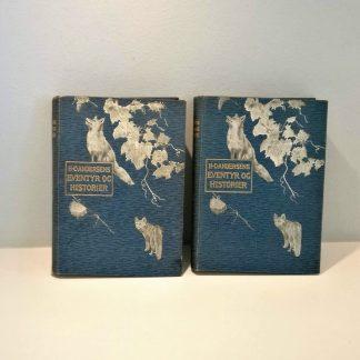 H.C. Andersens eventyr og historier bd. 1 - 2 - Jubilæumsudgaven