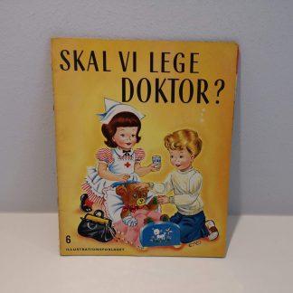 Skal vi lege doktor?