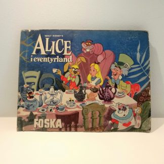Alice i eventyrland - Foska album