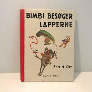 Bimbi besøger lapperne af Estrid Ott