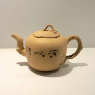 Antik kinesisk Yixing tekande