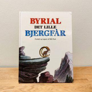 Byrial - det lille bjergfår af Bill Peet