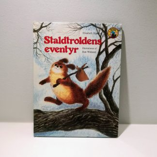 Staldtroldens eventyr af Elisabeth Hjortvid