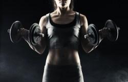 Brusttraining Frauen , Brustübungen Frauen