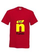 Camiseta-hombre-la-roja-de-españa