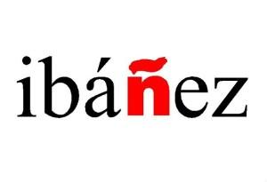 IBAÑEZ Con ñ de España