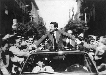 Adolfo-Suárez y el pueblo Con ñ de España