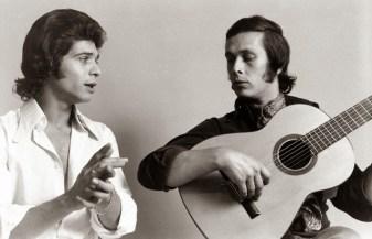 Paco de Lucia con Camarón 1974 Con ñ de España