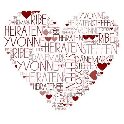 Geteiltes Glück: Heiraten in Dänemark - Yvonne & Steffen