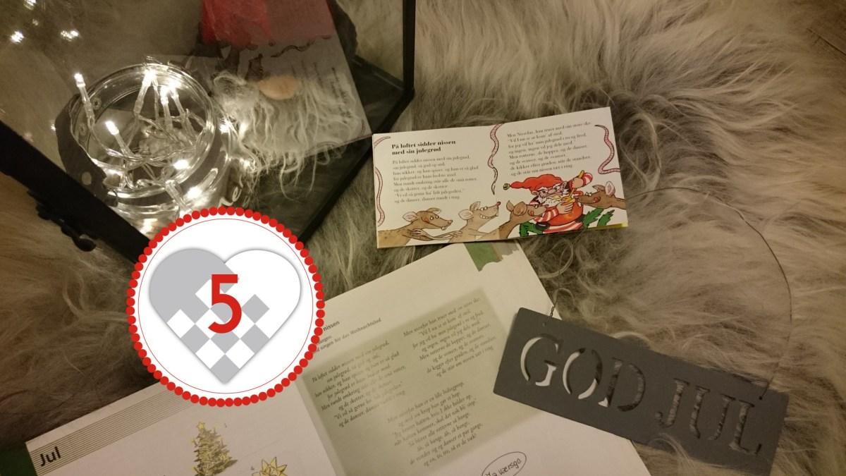 Türchen Nr. 5 - Mein liebstes, dänisches Weihnachtslied