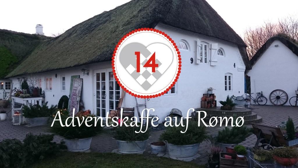 Dänemark wo das Glück wohnt Adventskaffe auf Rømø