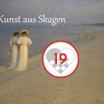 Türchen Nr. 19 – Kunst aus Skagen