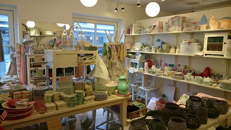 Lieblingsgeschäfte: Teglgården in Lønstrup