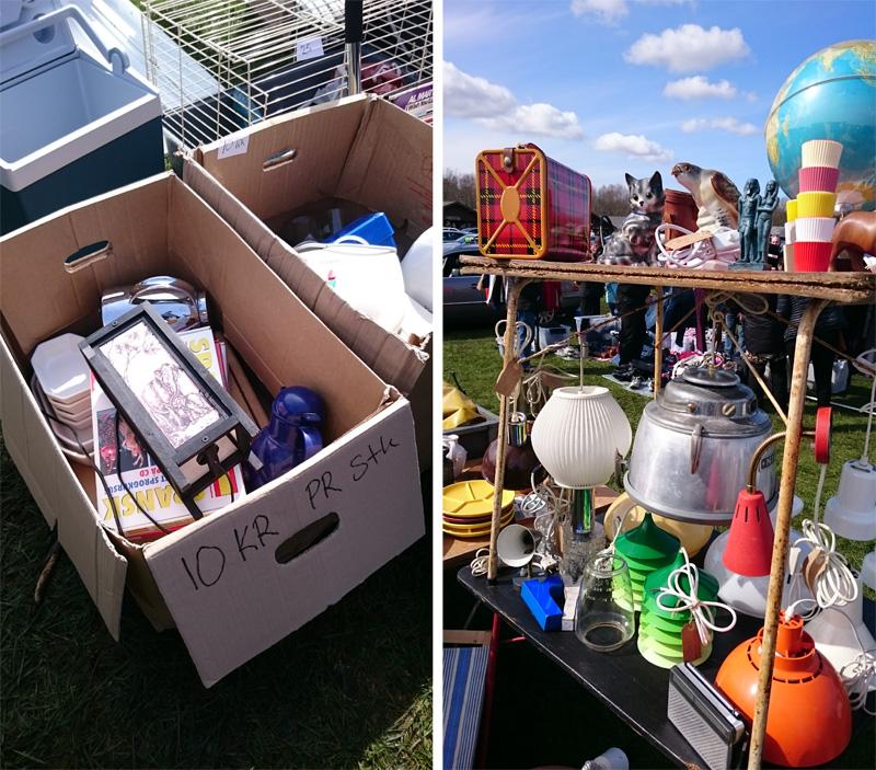 Dänemark wo das Glück wohnt Blog Flohmarkt in Aalborg