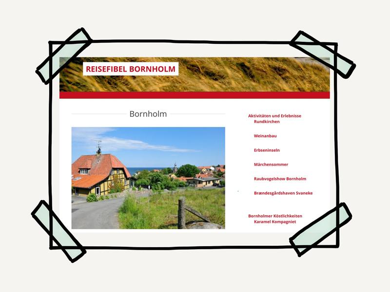 Dänemark wo das Glück wohnt Reisefibel Danferry