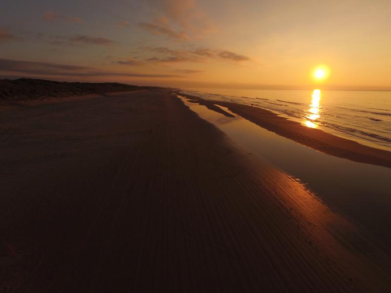 Dänemark wo das Glück wohnt Blog Fahrspaß am Strand