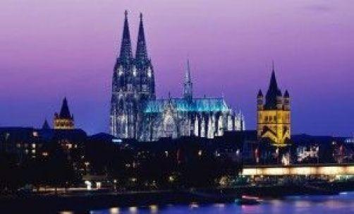 Vista de Colonia, Alemania