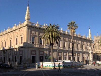 Casa de Contratación, Sevilla