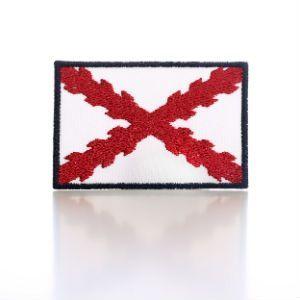Bordado España Antigua con Cruz de Borgoña