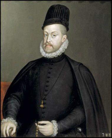 Felipe II Sofonisba Anguissola