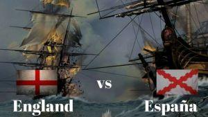Inglaterra vs España