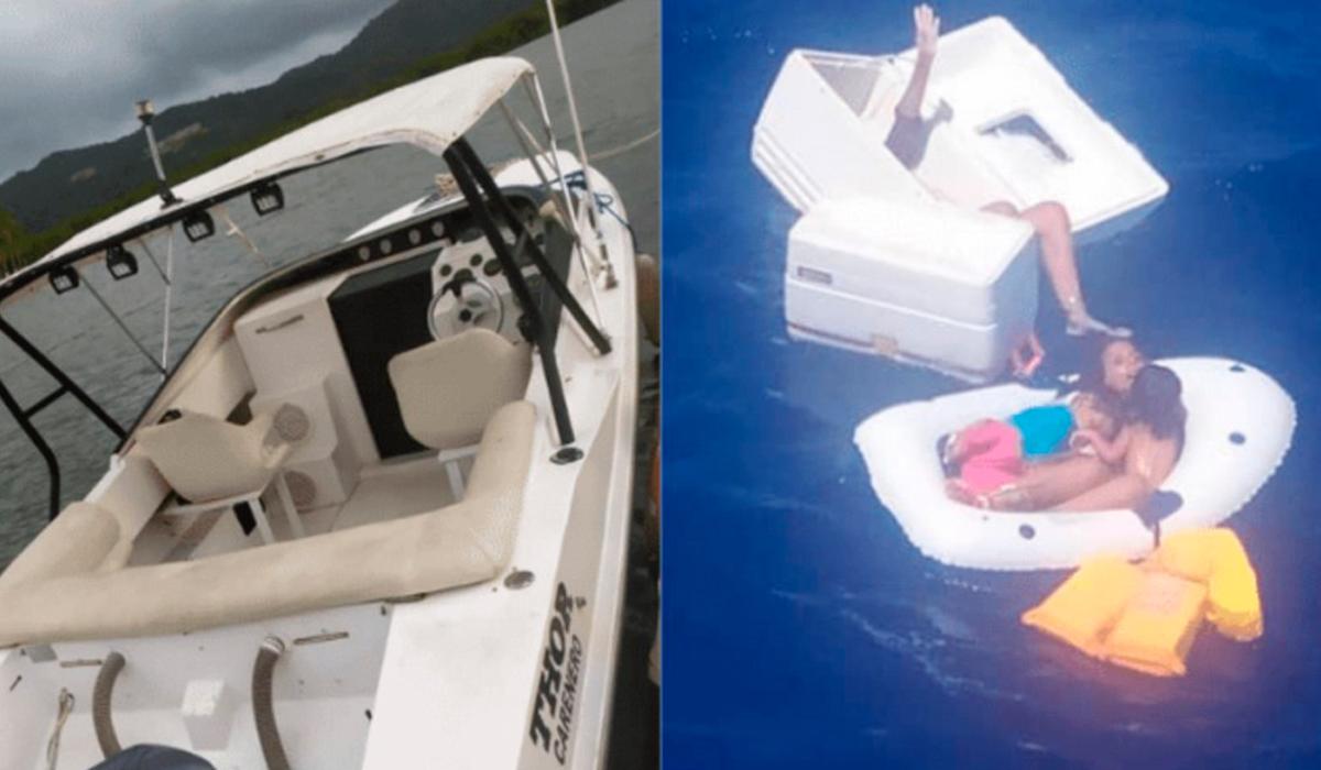 La historia del naufragio que conmocionó a los venezolanos y el mundo  entero   elsalvadoreño.com
