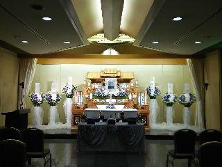 大和斎場・一般葬・通夜・告別式のあるご葬儀・お葬式イメージ