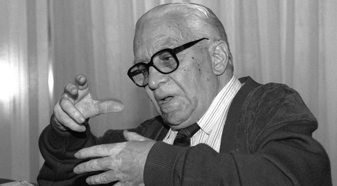José Antonio Nieves Conde © EFE