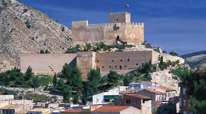 Resultado de imagen de Petrel Alicante