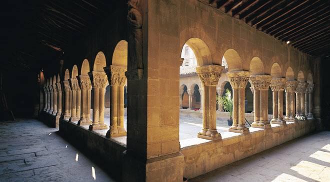 Resultado de imagen de San Pedro el Viejo Huesca