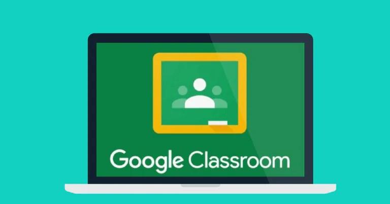 Google Classroom para ALUMNOS