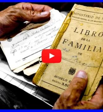 Adiós al Libro de Familia tras 100 años de historia