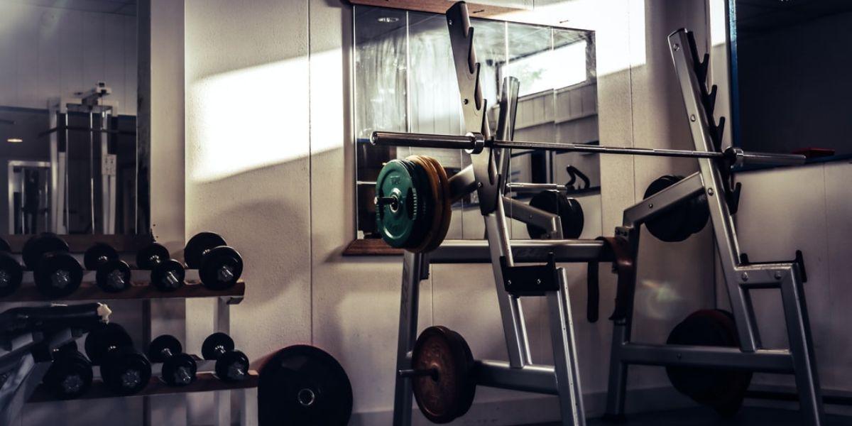 Fitnessgeräte zuhause