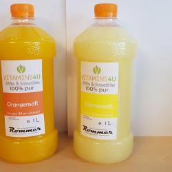 Orangensaft, Grapefruitsaft