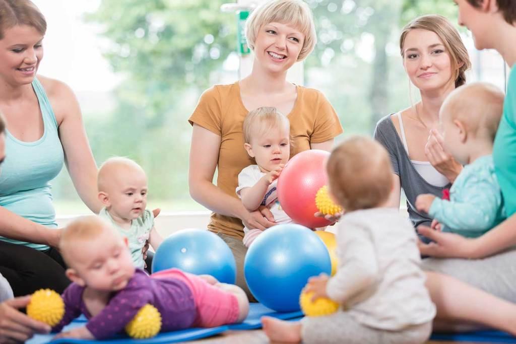 Eingewöhnung Glückskinder, Tagesmütter Netzwerktreffen