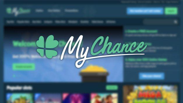MyChance - nytt casino med mobilbetaling