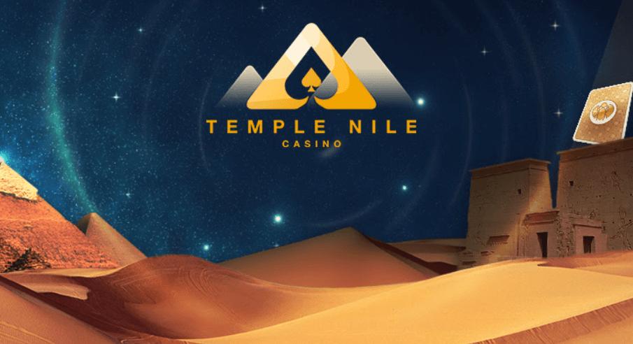 Nytt nettcasino - Temple Nile