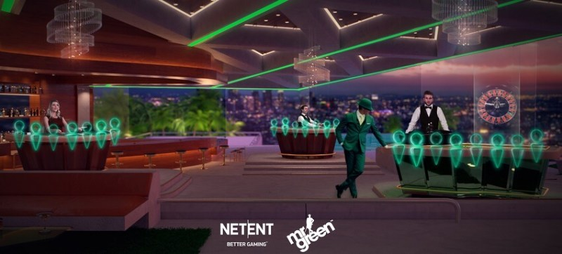 Mr Green Virtuell Live Casino netent vr live casino vr