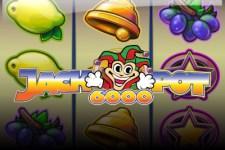 jackpot6000 spilleautomater med høyest tilbakebetalingsprosent