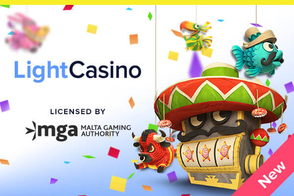 LightCasino – nytt casino 2019