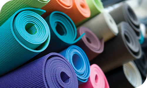 What's Your Yoga Mat?