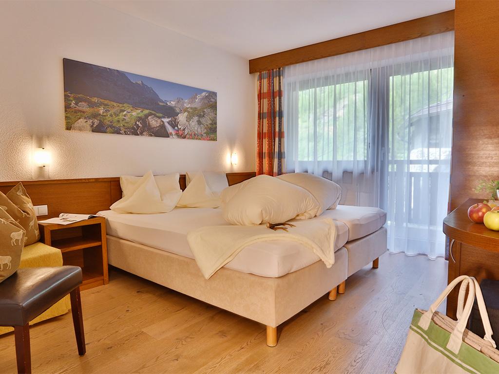 Zimmer Sölden Hotel Fiegl