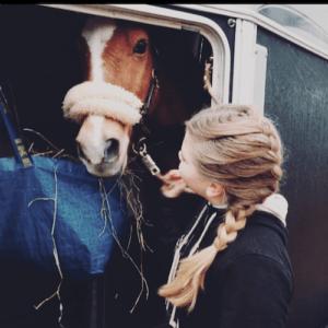Hästböcker för barn Isa och Minigänget – De ensamma fölen